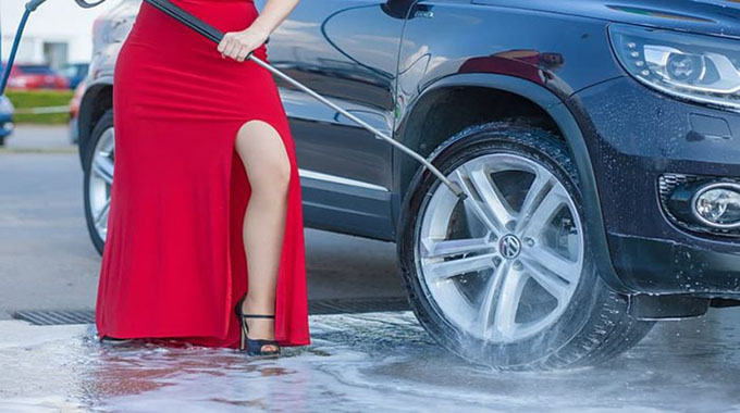 how to used car cleaners