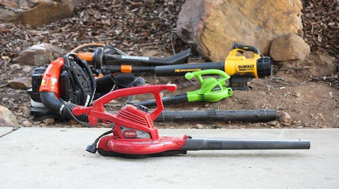 commercial leaf vacuum for sale