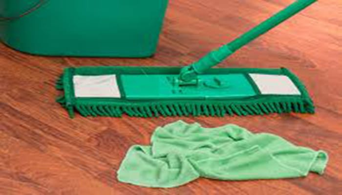 How To Clean a Mop Head